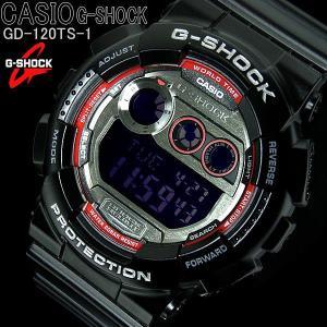 G-SHOCK カシオ 腕時計 CASIO Gショック メンズ GD-120TS-1 デジタル hapian