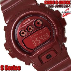 G-SHOCK メンズ G-SHOCK Gショック デジタル 腕時計 Sシリーズ GMD-S6900SM-4