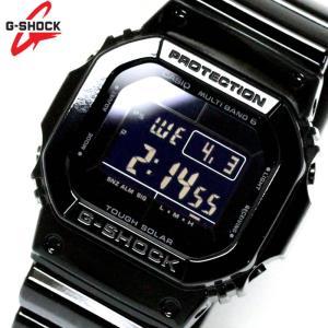 カシオ CASIO Gショック G-SHOCK ジーショック 腕時計 メンズ 電波ソーラー グロッシ...