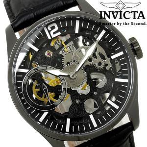 メンズ腕時計 INVICTA インビクタ 自動巻き ヴィンテージ 12406|hapian