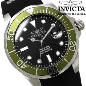 メンズ腕時計 INVICTA インビクタ ウレタンバンド プロダイバー 12560 腕時計|hapian
