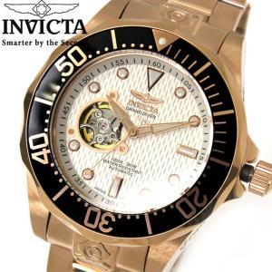 腕時計 メンズ グランドダイバー INVICTA インビクタ 13712 自動巻き|hapian