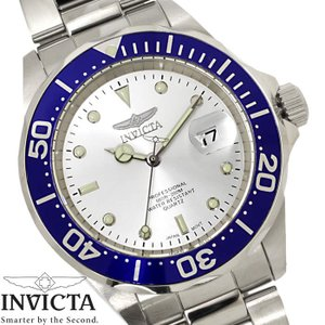 メンズ腕時計 INVICTA インビクタ ダイバーズウォッチ プロダイバー 14123|hapian