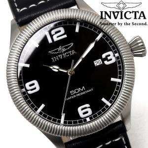 メンズ腕時計 INVICTA インビクタ 革ベルト ヴィンテージ 1460 腕時計|hapian