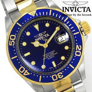 メンズ腕時計 INVICTA インビクタ クオーツ プロダイバー 9310 腕時計|hapian