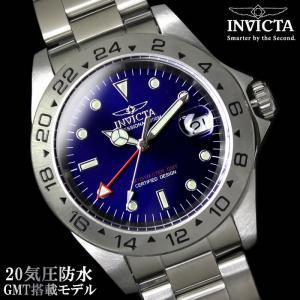 腕時計 メンズ ダイバーズウォッチ INVICTA インビクタ ブランド 9400 腕時計|hapian