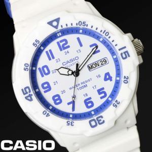 チプカシ 腕時計 アナログ CASIO カシオ チープカシオ メンズ MRW-200HC-7B2 ダイバーズ
