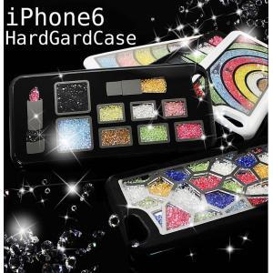 iPhone6 ケース ハード カバー ビーズ アイフォン6 iPhoneケース|hapian