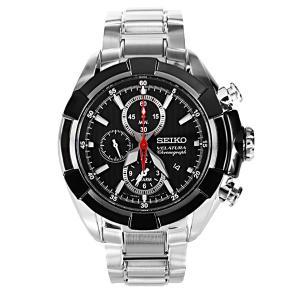 クロノグラフ セイコー メンズ 腕時計 SEIKO セイコー レア 人気 限定 ステンレス プレゼント ギフト ブランド バレンタイン SNAF39P1|hapian