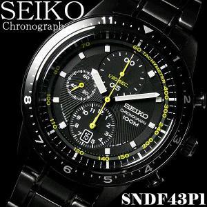セイコー SEIKO 腕時計 メンズ 腕時計 クロノグラフ ...