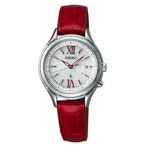 国内正規品 ルキア セイコー 電波ソーラー 腕時計 レディース LUKIA SSVV013 取り寄せ|hapian