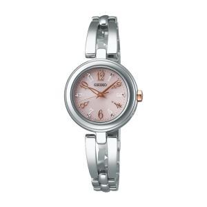 セイコー ティセ 腕時計 ソーラー 電波 レディース SWFH001 国内正規品 取り寄せ|hapian