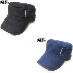 帽子 ぼうし キャップ cap ブランド オーシャンパシフィック デニム レディース メンズ ユニセックス 男性 女性|hapian