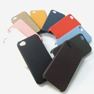 iPhoneケース iPhone4 iPhone4S アイフォン ケース 専用ケース レザー 本革 牛革|hapian