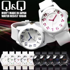シチズン 腕時計 メンズ レディース ウレタン ウォッチ Q...