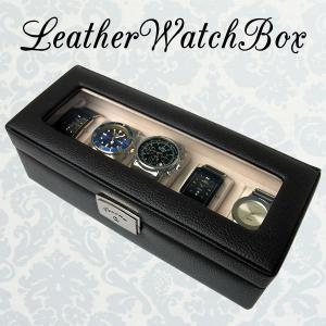 腕時計 ケース コレクションケース 時計 コレクションボックス 本革|hapian