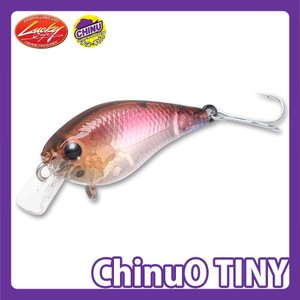 ラッキークラフト ChinuO TINY|hapinetangler