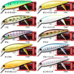 ラッキークラフト NW-Amigo 04 / ビーフリーズ48|hapinetangler|02