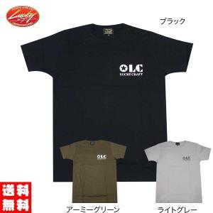 ラッキークラフト(LUCKY CRAFT)ジャージー半袖TシャツB|hapinetangler