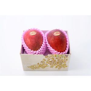 沖縄マンゴ− 最高級品【贈答用】【秀】1kg 2〜3玉 夏ギフト  沖縄県産 アップルマンゴー マンゴ− フルーツ 産地直送 ご注文日から7日以内に発送 happ-mama