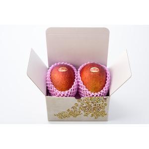 沖縄マンゴー【贈答用】【優】 1kg 2〜3玉 夏ギフト  沖縄県産 アップルマンゴー   マンゴ− フルーツ 産地直送 ご注文日から7日以内に発送致します。 happ-mama