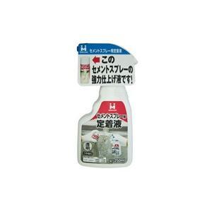 日本ミラコン産業 セメントスプレー 定着液 250ml 4本セット MR-007 happeast