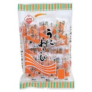 植垣米菓 こだわりの味 うにわさび 78g×12|happeast