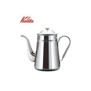 Kalita(カリタ) ステンレス製 コーヒーポット 2.2L 52033 happeast