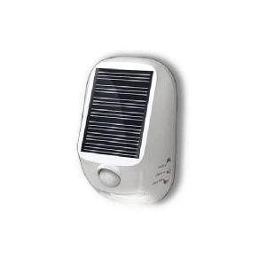 NL57WH 屋外用ソーラー式LEDセンサーライト|happeast