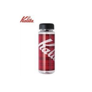 Kalita(カリタ) ロゴ付きの保存用ボトル B:BOTTLE(ビーボトル) 500ml RD(レッド) 44241|happeast
