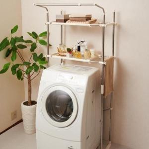 セキスイ ステンレス洗濯機ラック SSR-40 (部屋干し専用)|happeast