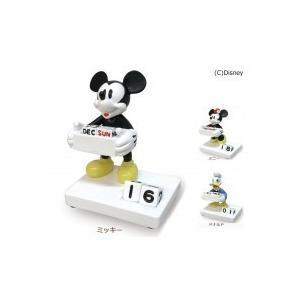 セトクラフト Disney Simple line デスクトップカレンダー ミッキー・SD-4551-250|happeast