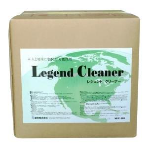 業務用無リン万能洗剤 レジェンドクリーナー18L|happeast