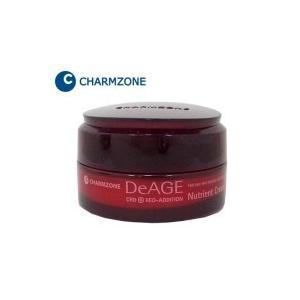 チャームゾーン DeAGE Line ディエージレッドアディション クリーム 50ml|happeast