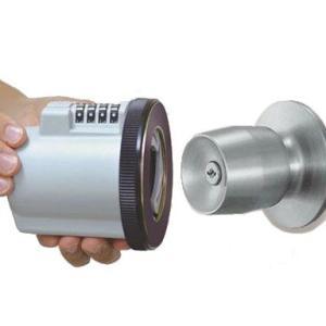ガードロック ドアノブ(握り玉)用補助錠 ノブ LOCK 620|happeast