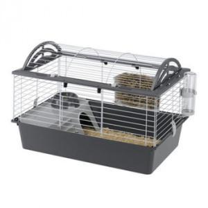 ferplast(ファープラスト) ウサギ用ケージセット キャシタ 80 57065070|happeast