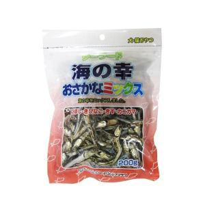フジサワ 国産 犬猫用 海の幸おさかなミックス 200g×10袋セット|happeast