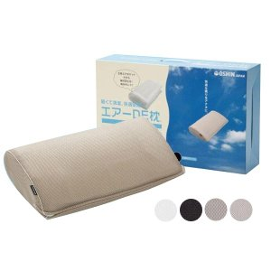 オーシン 日本製 エアーDE枕 約50×32×6〜13cm|happeast