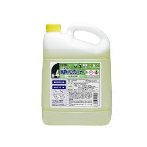 業務用 トイレ用洗浄剤 ニイタカ除菌トイレクリーナー(H-4) 5kg×3本 233130|happeast