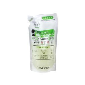 業務用 トイレ用洗浄剤 ニイタカ除菌トイレクリーナー(H-4) つめかえ用 400g×12袋 233160|happeast