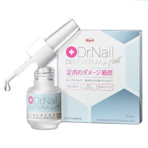 興和(コーワ) Dr.Nail DEEP SERUM for FOOT ドクターネイル ディープセラム 足爪用 3.3ml|happeast