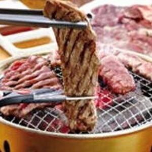 亀山社中 焼肉 バーベキューセット 4 はさみ・説明書付き happeast