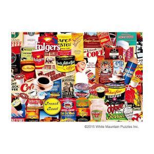 ジグソーパズル 1000ピース ヴィンテージアート コーヒー 31-441|happeast