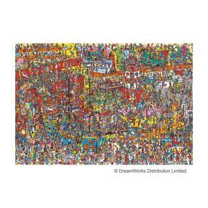 ジグソーパズル 40ピース ウォーリーをさがせ Where's Wally? おもちゃがいっぱい 40-005|happeast