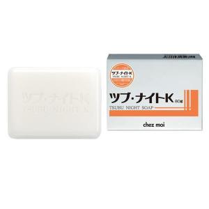 ツブ・ナイトK ソープ(化粧石鹸) 80g happeast
