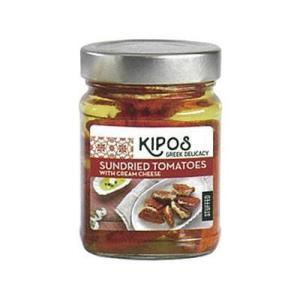キポス サンドライトマト クリームチーズ入り 230g×6個 happeast