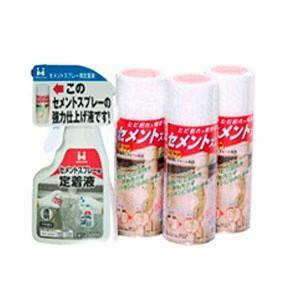 日本ミラコン産業 セメントスプレー230ml 3本組セット happeast