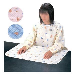 宇都宮製作 袖付きエプロン 6115-5103|happeast