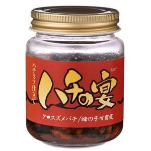 鈴木養蜂場 ハチの宴 甘露煮(ビン) 80g happeast