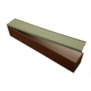 日本製ユニット式畳ボックス収納 畳ボックス収納 1体 180タイプ 182cm 32.5cm 30cm|happeast